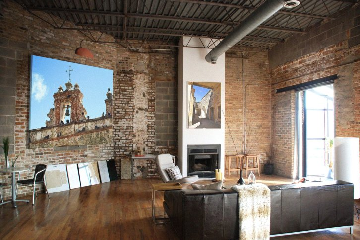 Downtown Denver Loft | Decay Series by Eric Trujillo