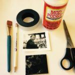 Magnetic Photo DIY