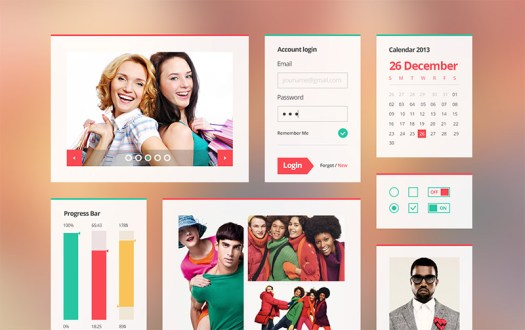 En Vogue – An Outstanding Shopping UI Kit