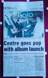 4ourth4loor Album Launch at Pop