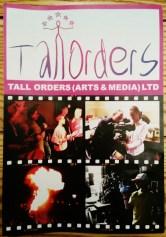 Tall Orders