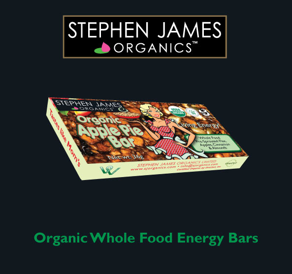 SJO Apple Pie Energy Bar