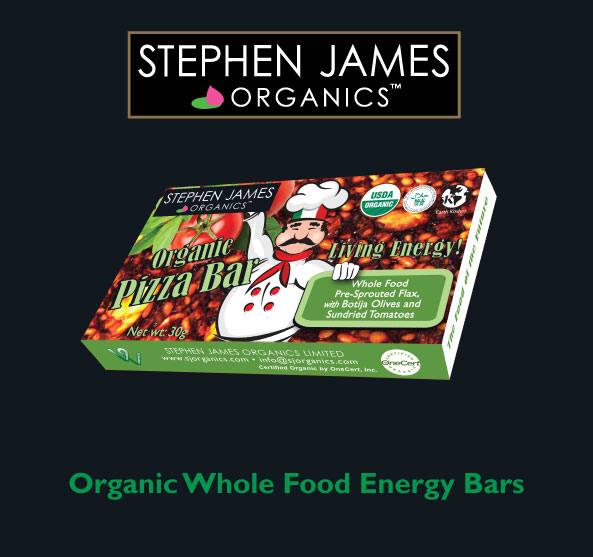 SJO Pizza Energy Bar
