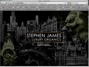 Stephen James Luxury Organics v1
