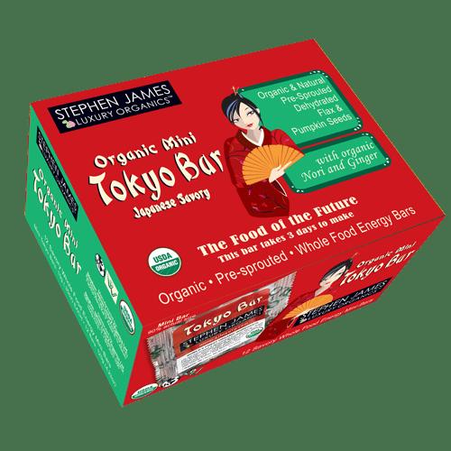 SJO Mini Energy Bar POP Packaging