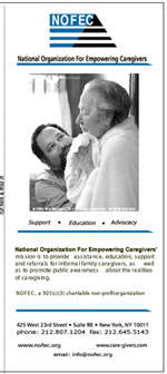 NOFEC Brochure Cover