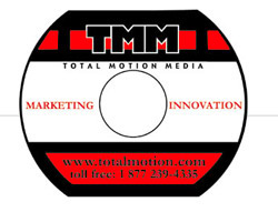 Total Motion Media CD