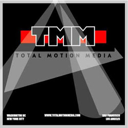 Total Motion Media Exhibition Screen