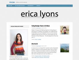 Erica Lyons Author