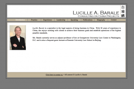 Lucille Barale - China Specialist