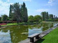 Parco Giardino Sigurtà in Italy is a beautiful, many awards winning garden located pretty short drive from Lake Garda. It is a great place for a half-day trip.