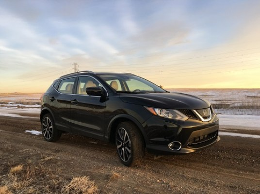 Relaxing With the 2017 Nissan Rogue Sport