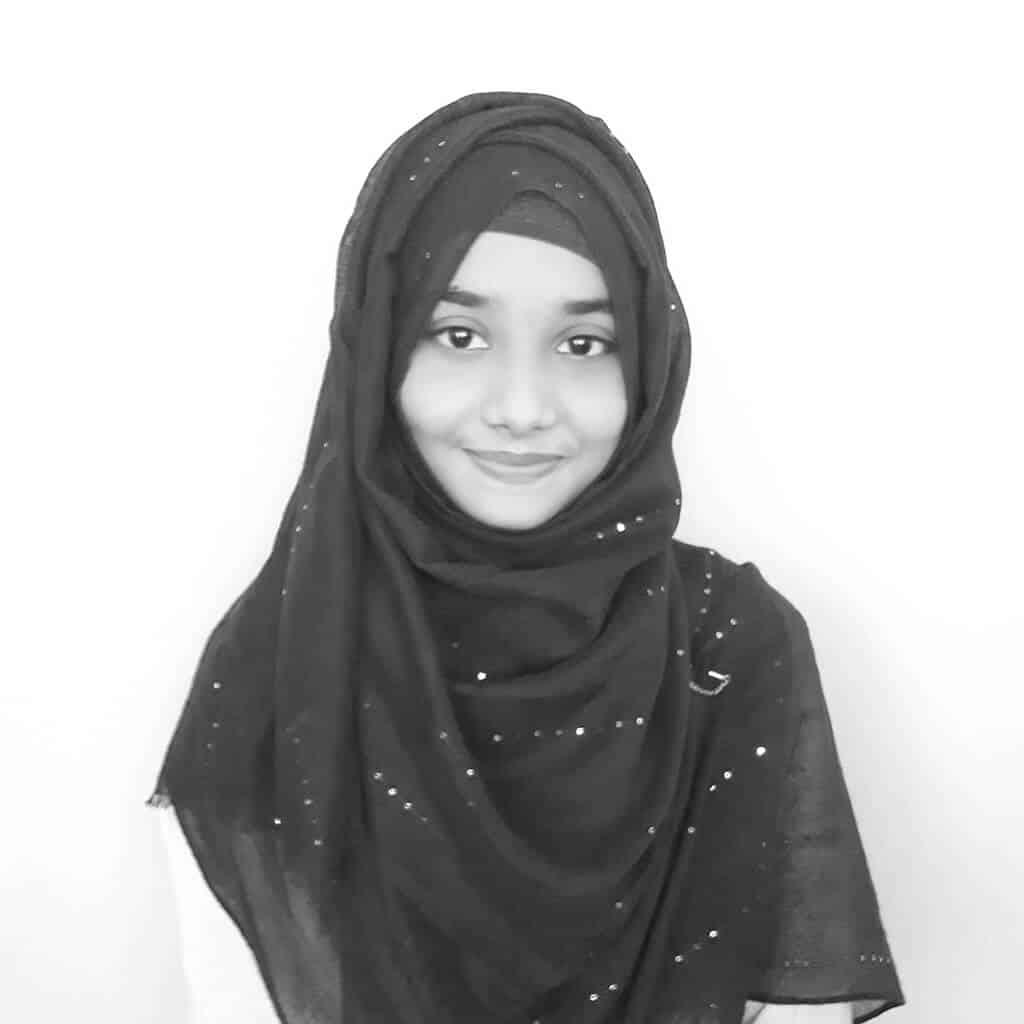 Creativeay Team Member - Shabah Tabassum