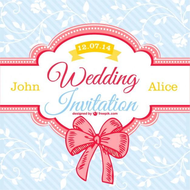 Indian Wedding Invitation Background Designs Free
