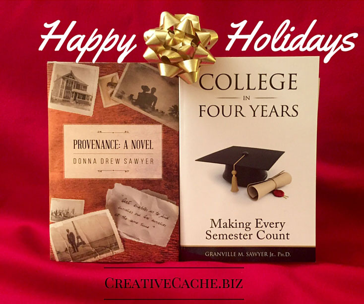 Happy Holidays CC Card
