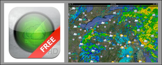 Weather Radar HD Lite