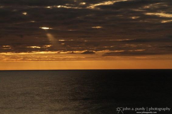 Art-Beam-of-Sunset