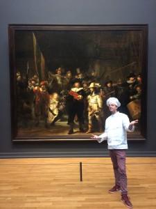 Creative Chef Rijksmuseum