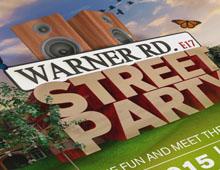 Warner Road Street Party