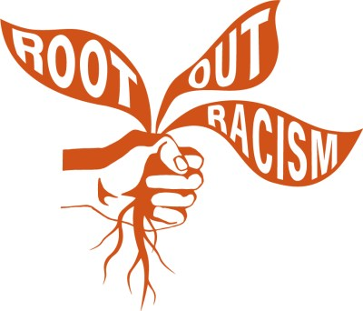 Root Out Racism logo