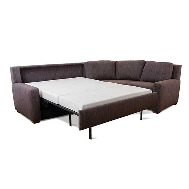 sectional comfort sleeper sofas by american leather creative classics