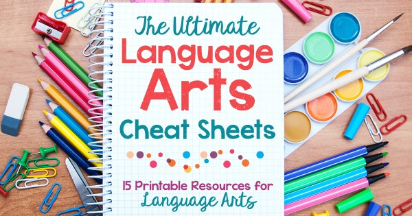 Ultimate LA Cheat Sheet FB