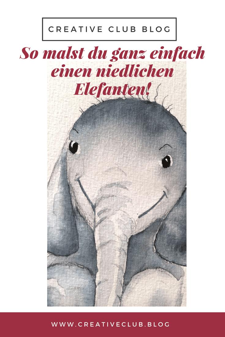 creative club elefant