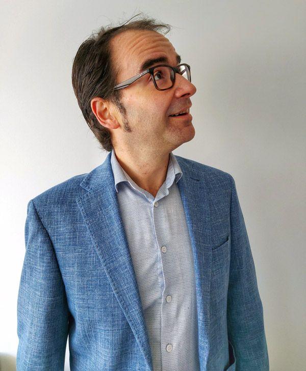 David Peralta Alegre coach creativo