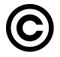 All Rights Reserved Copyright  Symbol