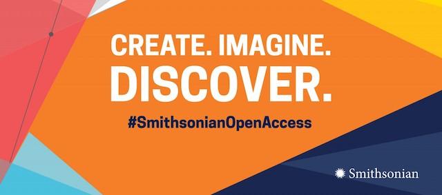 Smithsonian 2,8 milyon imaj ve veriyi CC0 ile erişime açtı