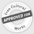 هذا الترخيص مقبول للأعمال الثقافية الحرة.