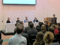 Berkman Panel (Dec 2008)