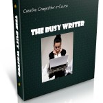 The Busy Writer e-Course