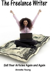 the freelance writer-sell your articles again and again
