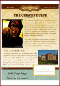 The Creative Clue