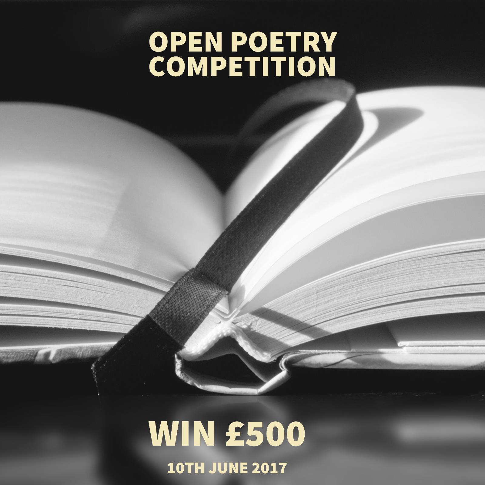 Open Poetry Contest