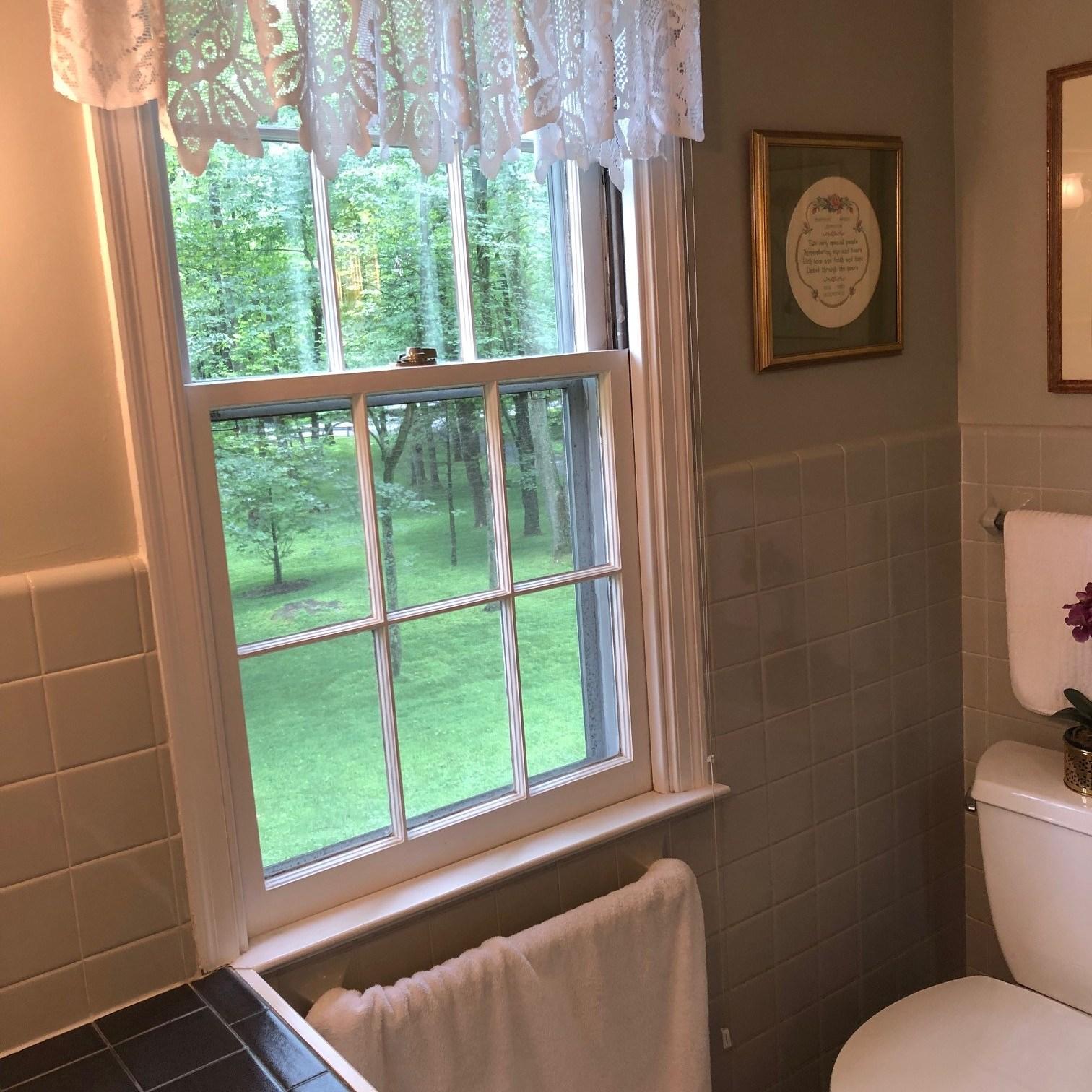 Old Bathroom before luxury remodel