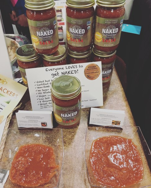 Naked Salsa - one of my favorite salsa brands out there