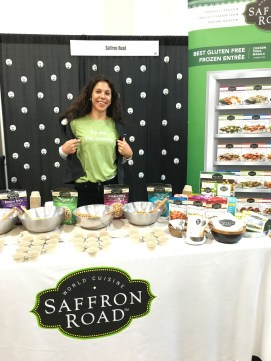 Love Saffron road and their products. Their simmer sauces are a great go to for a quick easy weeknight meal