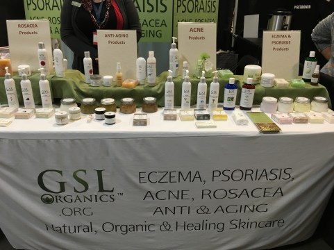 GSL organics - check them out