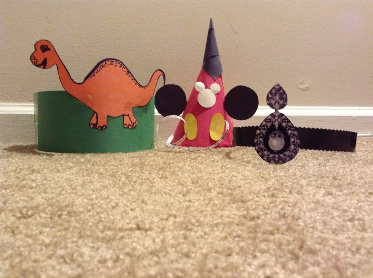 kids party hats