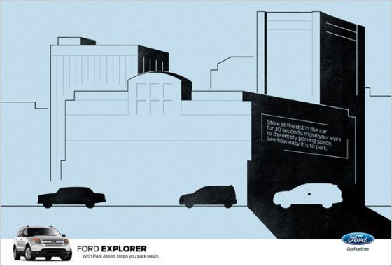 print-outdoor-ford-explorer-optical-illusion