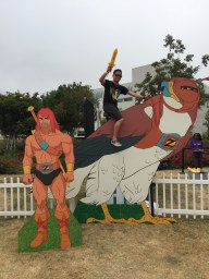 Check out FOX's Son of Zorn