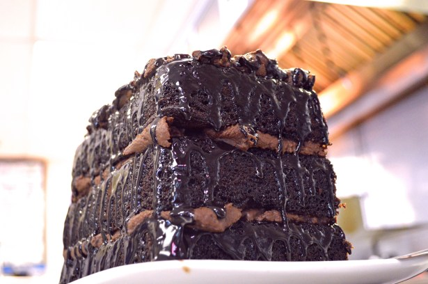 A Chocolate πύργος