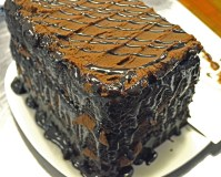 DH Athens GREEK Chcolate Cake Top