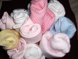 Baby Clothes Bouquet Update