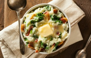 Colcannon, a Tasty Irish Side Dish