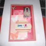 Greeting Cards and Collage frame