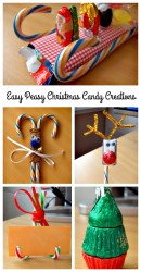 Easy Peasy Adorable Candy Creations for the Holidays