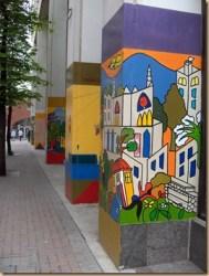 London Art Hike: Downtown Murals Pt. 1